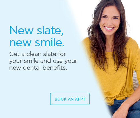 Modesto Smiles Dentistry - New Year, New Dental Benefits